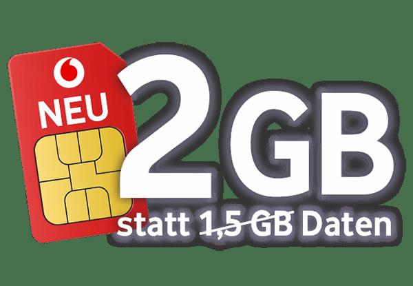 Vodafone Prepaid SIM Karte kaufen