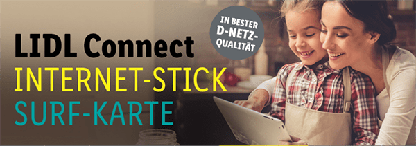 LIDL Connect Internet-Stick