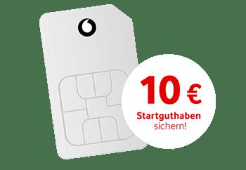 Kostenlose Vodafone CallYa Freikarte
