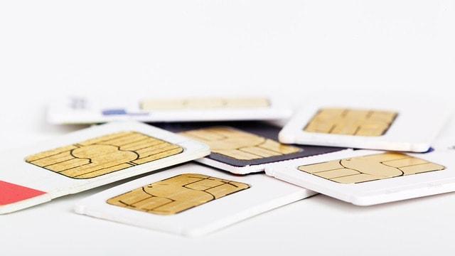 Kostenlose Prepaid SIM Karten in der Übersicht
