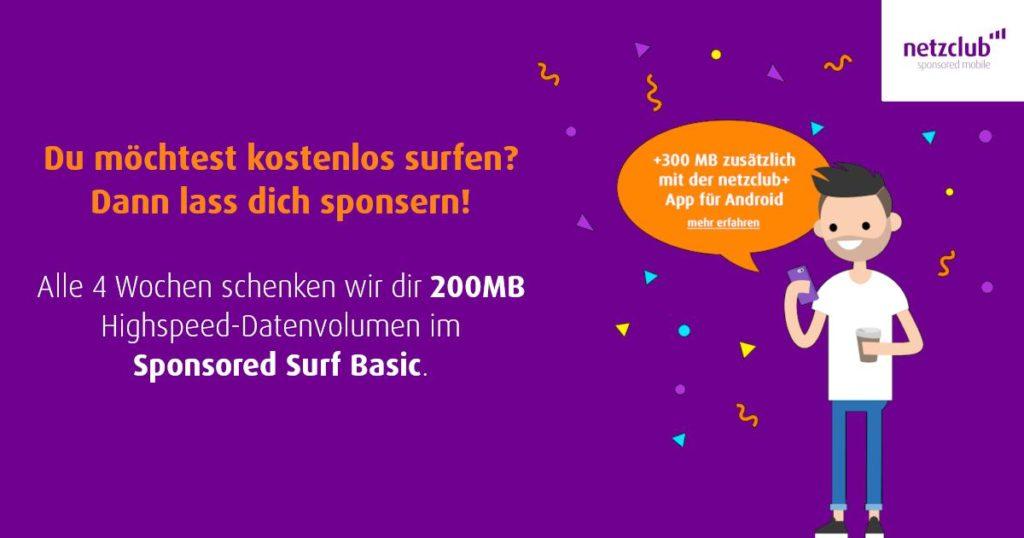 netzclub Prepaid Angebot