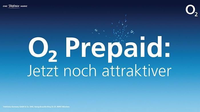 o2 Prepaid Tarife in der Übersicht