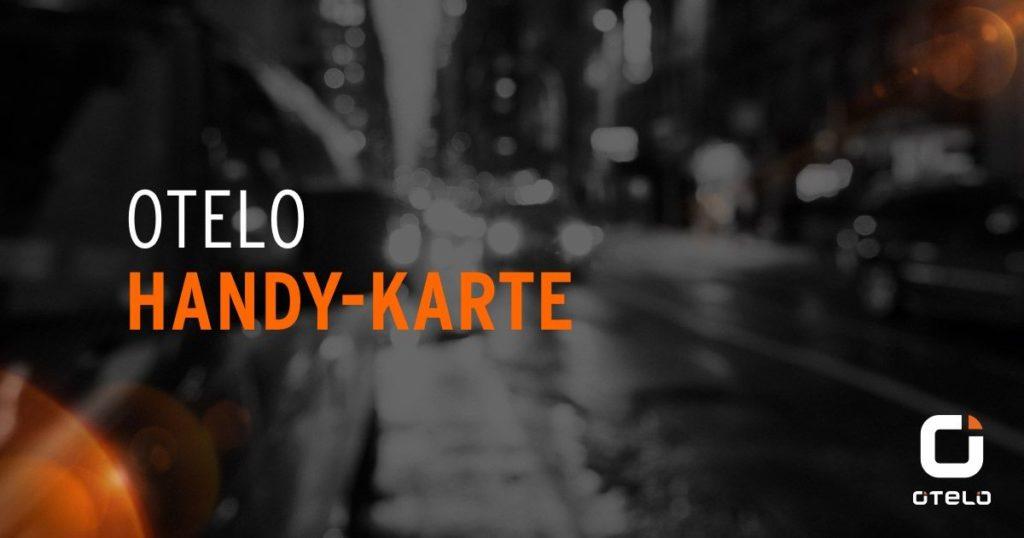 otelo Handy-Karte inkl. 5 € Startguthaben