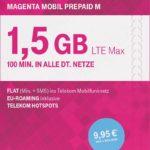 Telekom MagentMobil Prepaid M