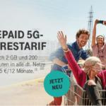MagentaMobil Prepaid 5G-Jahrestarif